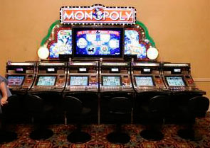 Monopoly Money Slot Machines